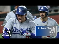 Dodgers keep their season alive, win NLCS Game 5