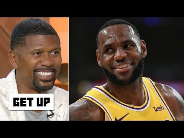 Jalen Rose is hyped to see the Lakers vs. Clippers showdown on Christmas Day | Get Up