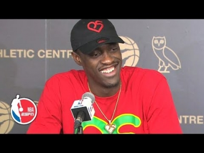 Pascal Siakam on Raptors trying to keep Kawhi, what he's learned from the Finals | 2019 NBA Finals