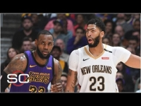 Anthony Davis wanted to be in Los Angeles with the Lakers - Rachel Nichols | SportsCenter