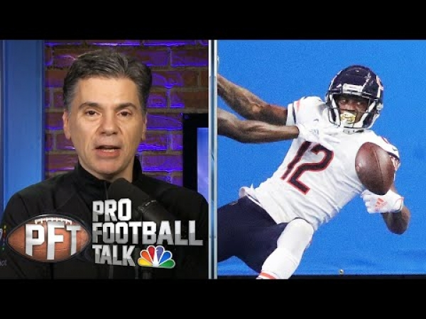 Is Bears WR Allen Robinson ready to leave Chicago? | Pro Football Talk | NBC Sports