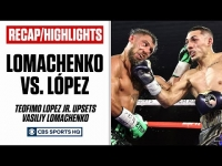 Teofimo Lopez Jr. upsets Vasiliy Lomachenko to claim lightweight crown: Highlights | CBS Sports HQ