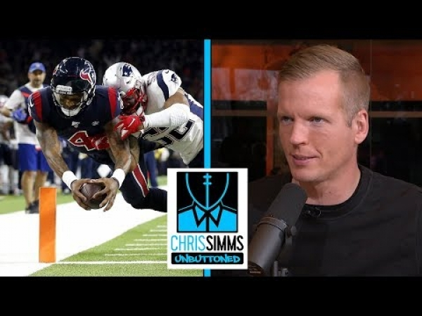 Best of NFL Week 13: Texans' wild trick play vs. Patriots |  Chris Simms Unbuttoned | NBC Sports