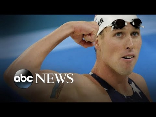 US Olympic swimmer outed as part of pro-Trump mob in Capitol attack l GMA