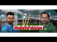 India vs Pakistan match: Pak wins the toss and chooses to field