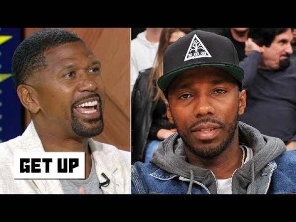 The NCAA tried to keep the next Rich Paul from happening – Jalen Rose | Get Up